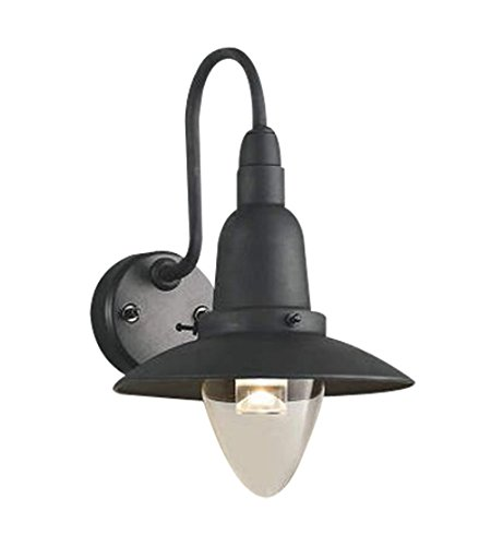 コイズミ照明 ポーチ灯 白熱球60W相当 ブラックヴィンテージ仕上 AU42216L B00Z51C3S6 12903