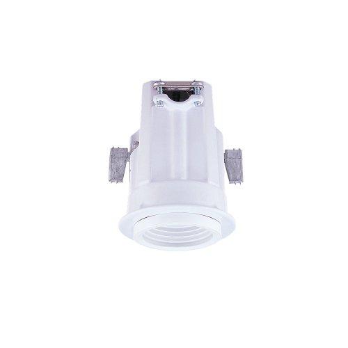 White Miniature Recessed Light (Sea Gull Lighting 9426-15 Ambiance LX Miniature Recessed Light,)