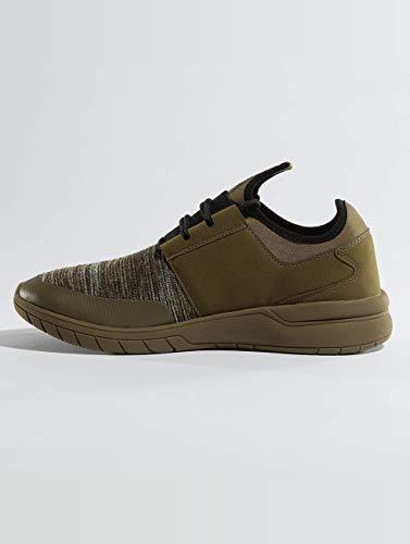 Olive Flow Baskets Run Supra Homme wgq8TI