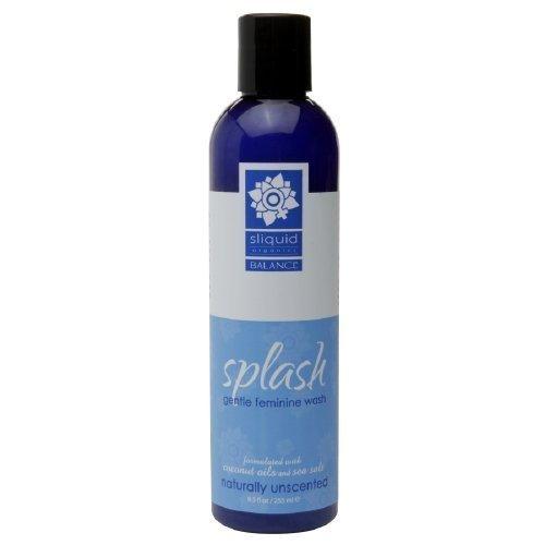 Sliquid Splash 8.5-ounce Feminine Wash Unscented