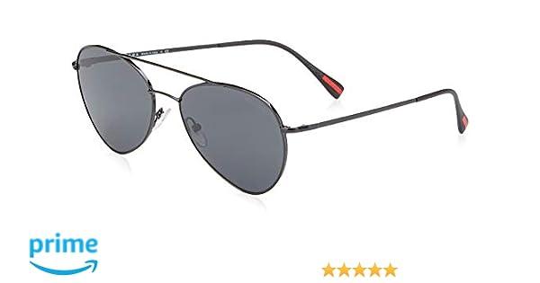 961a7401fd Amazon.com  Prada Linea Rossa Men s PS 50SS Sunglasses 60mm  Prada  Clothing