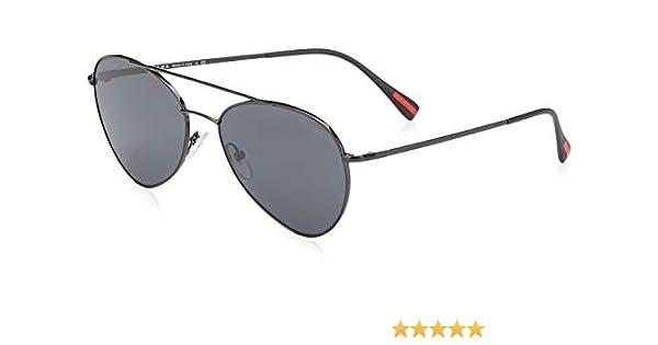 3f70daab2225 Amazon.com  Prada Linea Rossa Men s PS 50SS Sunglasses 60mm  Prada  Clothing