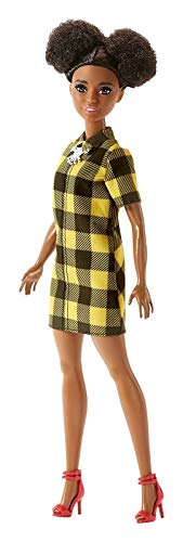 Barbie Fashionistas Doll Cheerful Check