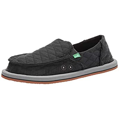 Sanuk Women's Donna Quilt Loafer Flat | Loafers & Slip-Ons