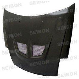 SEIBON 00-05 Eclipse Carbon Fiber Hood EVO 4G64/6G72/3G