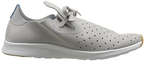 Shell Grey Fashion Pigeon Natural Sneaker Moc Rubber Unisex native White Apollo anzq0HY