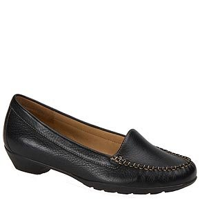 softspots 733201 Black Promenade Fashion Flats -
