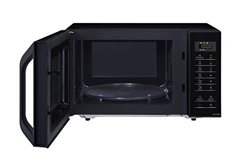 Panasonic NN-K37HBMEBG - Horno de microondas combinado con grill ...