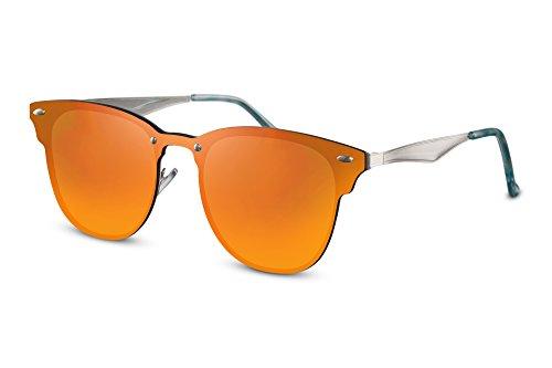 Lunettes chat Verres yeux Style Ca effet soleil de 012 Cheapass métal de miroir Rondes plats qHxZfqRd