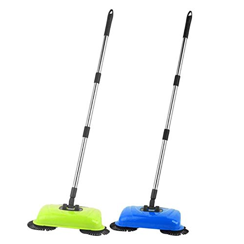 TOSHUN 1PCS eco Stainless Steel Sweeping Machine Hand Push Magic by TOSHUN (Image #1)