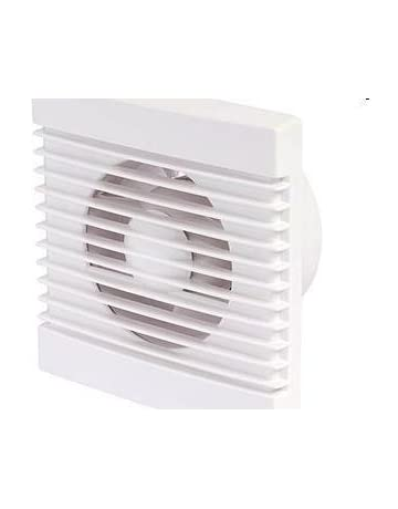 Aspirador tipo Vortice para baños y cocinas diámetro 100 mm