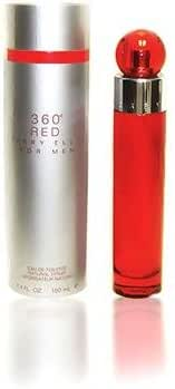 360 RED 6.7 OZ For Men