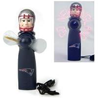 New England Patriots Light Up Personal Handheld Fan
