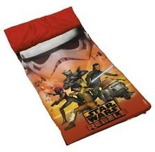 Disney Star Wars Rebels bolsa de dormir para niños pijama de camping