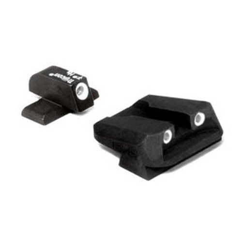 Trijicon 3 Dot Front And Novak Rear Night Sight Set for Sig (Trijicon Sig)