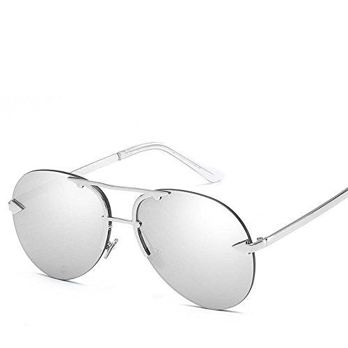 Aoligei Européens et américains sans frame Ocean film lunettes de soleil pilote flèche shing lunettes de soleil I6nW5