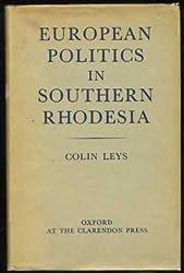 European politics in Southern Rhodesia