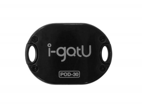 i-gotU Jump Footpod Bluetooth Smart Device / Pedometer for Sports Fitness (Compatible with Android Devices)