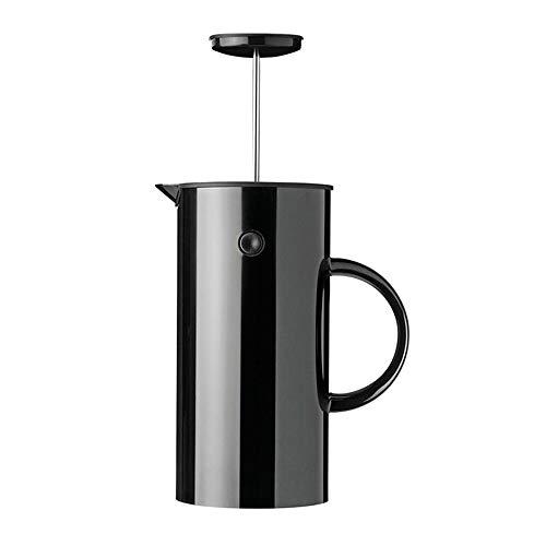 Zavddy Cafeteras de émbolo Presión francés Pot Coffee Pot Inicio nórdica Estilo francés de presión del Filtro Pot 1L…