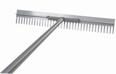 Kraft Tool Landscape & Asphalt Rake 36 Aluminum Made in the USA by Kraft Tool by Kraft Tool