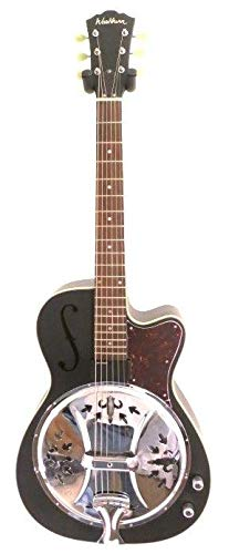 (Washburn R70BCEK Richie Owens Acoustic Electric Signature Resonator Guitar )