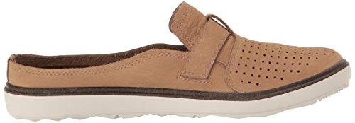 Merrell Women's Around Town Slip on Air Fashion Sneaker, Tan, 8 M US