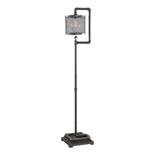 AR Lighting Bristow Industrial Floor Lamp
