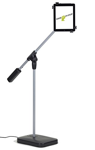 Stand For Stuff Swing Holder Universal Floor Stand for Tablets and E-Readers (SFS-FSU-A-)