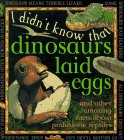 Dinosaurs Laid Eggs, Kate Petty, 0761305963