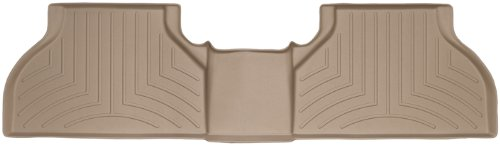 (WeatherTech 454832 Tan Rear Floor Liner for Ford Fusion)