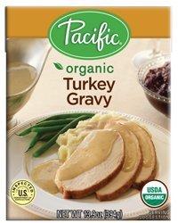 Pacific Foods, Organic Turkey Gravy (Pack of 2)