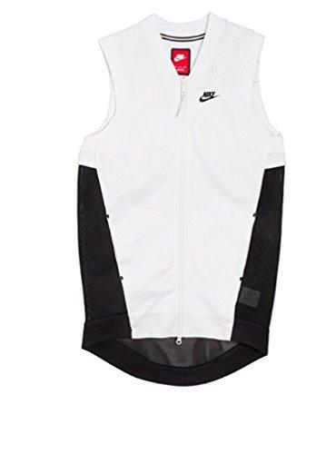 Nike Tech Fleece Mesh Cocoon Womens Gilet - Size Small