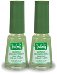 Valmy Lemon & Garlic Quimica Endurecedora - Nail Hardener...