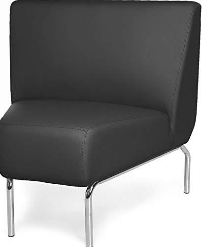 Superb Amazon Com Campton Armless 45 Degree Office Lounge Chair Uwap Interior Chair Design Uwaporg