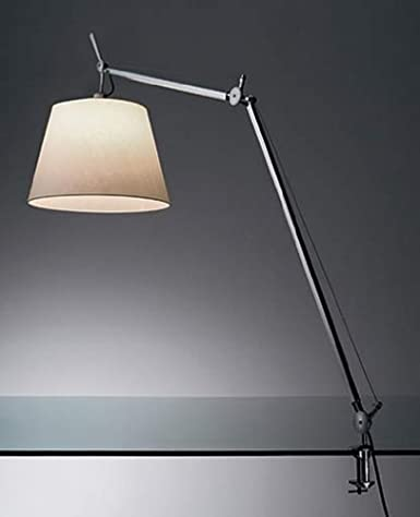 Amazon.com: Tolomeo Mega abrazadera lámpara de mesa – grande ...