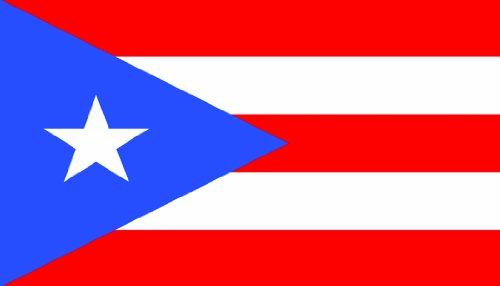 SeaSense Puerto Rico Boat Flag