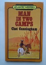book cover of Man in Two Camps