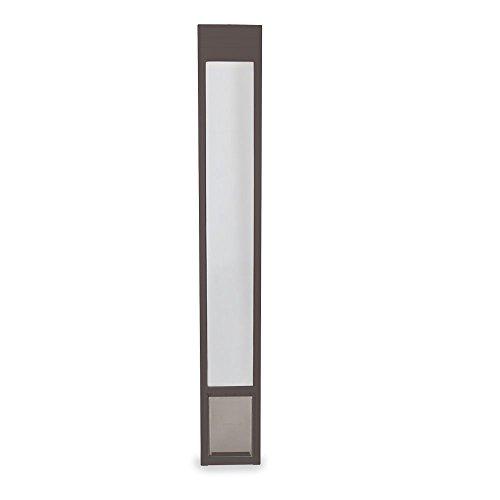 Petsafe freedom aluminum patio panel sliding glass pet for New sliding glass door