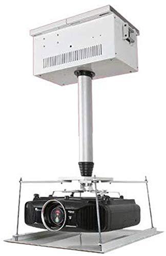 CGOLDENWALL - Soporte de Techo para proyector eléctrico de 100 a ...