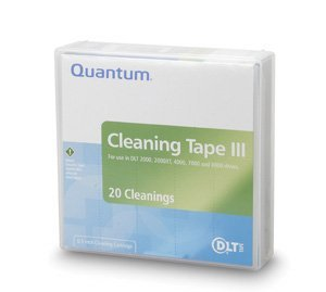 The Great Cleaning Tape, DLT III/IIIXT/IV 20 pass - THXHC-02 by Generic