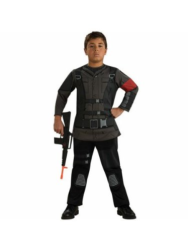 Kids Terminator John Connor Costume - Child Small