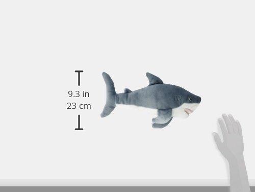Amazon.com: Wild Republic AQ Shark Great White Adult 15