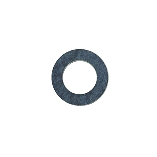 (10 Pcs Aluminum Engine Oil Drain Plug Crush Gasket Washers Seals for Toyota Prius Tundra Sienna Highlander Lexus Avalon Camry Corolla Tacoma 4Runner RAV4, Replacement for The Part # 90430-12031)