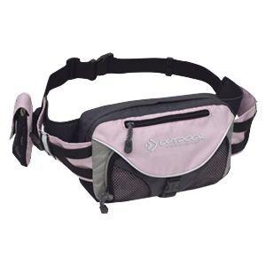 Outdoor Products Roadrunner Waist Pack (Pink), Outdoor Stuffs