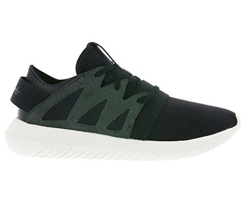 Adidas Tubular Viral Damen Sneaker Schwarz, Gr. 36 EU