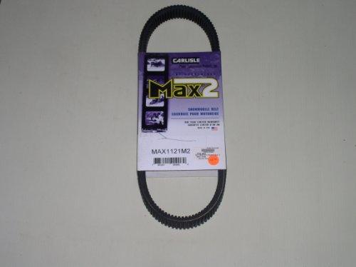 Carlise Max2 Snowmobile Belt MAX1121M2