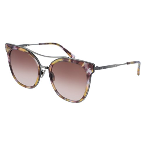 Bottega Veneta Sonnenbrille (BV0064S) Havana