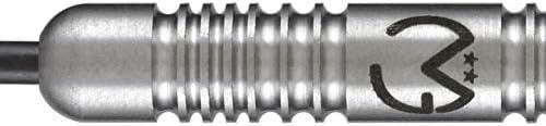 XQ Max Michael Van gerwen Original Steel Fl/échettes Noir de 23/g