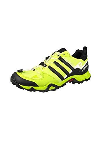 Adidas Terrex Swift R, Zapatos de Senderismo Hombre Verde (Seamso/Negbas/Blatiz)