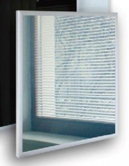 Infrarotheizung Spiegel Mit Alurahmen 300 Watt
